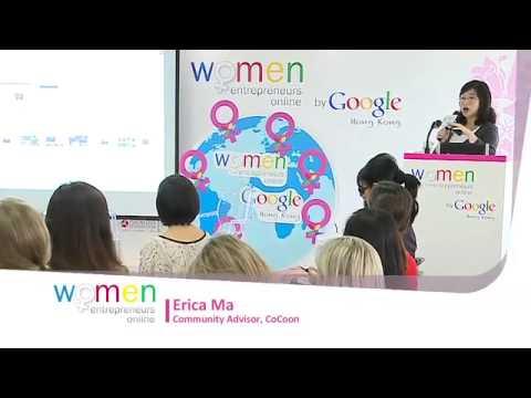 Women Entrepreneur Online HK-Erica Ma