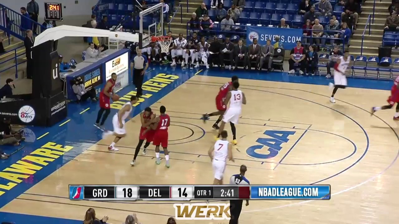 Lorrenzo Wade Jr Dleague Highlights (Delaware 87ers) - YouTube