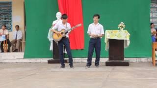 Ngôi trường dấu yêu - Trình bày: Thành Đạt, Guitar: Hoài Nhân