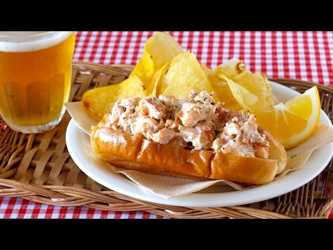 Lobster Roll ロブスターロール - OCHIKERON - CREATE EAT HAPPY