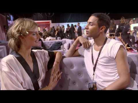 Victoria's Secret: Olivier Rousteing meets Constance Jablonski