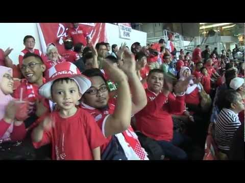 AFF Suzuki Cup 2012: Lions Off To A Winning Start