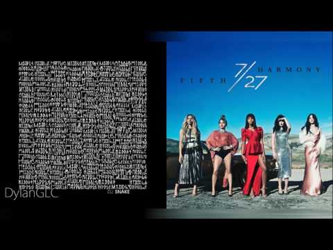 Work From the Middle | DJ Snake feat. Bipolar Sunshine & Fifth Harmony Mashup!