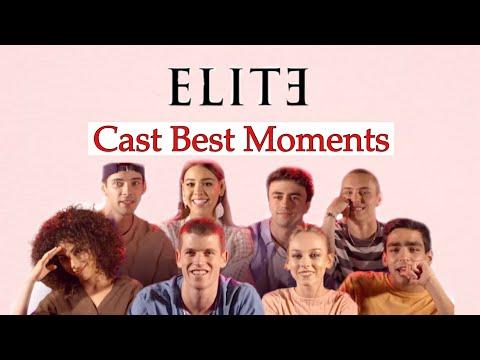 Elite Cast   Best Moments