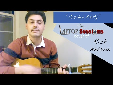 """""""Garden Party"""" (Ricky Nelson cover)"""