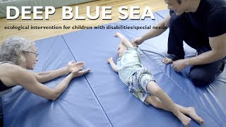 DEEP BLUE SEA:  holistic  rehabilitation for children with disabilities/special needs