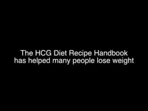 HCG Diet Recipes, Menu & HCG Diet Food List