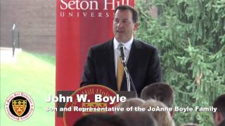 Joanne Woodyard Boyle Health Sciences Center Groundbreaking Ceremony
