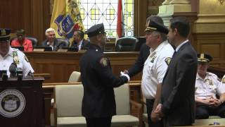 """Making the Grade"" JCPD Swearing In Ceremony 6/5/15"