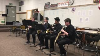 Saxophone Quartet: Mii Channel Theme