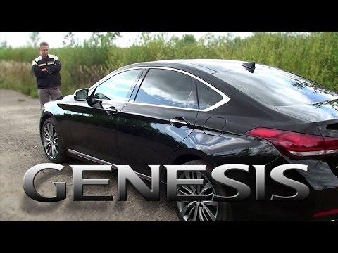 Дорос ли Hyundai Genesis до европейцев и японцев