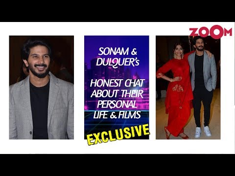 Sonam Kapoor and Dulquer Salmaan's honest conversation on film choices, partners, iconic fathers Mp3