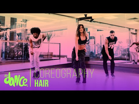 Hair - Little Mix ft Sean Paul - Coreografía - FitDance Life