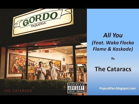 The Cataracs  All You Feat  Waka Flocka Flame & Kaskade
