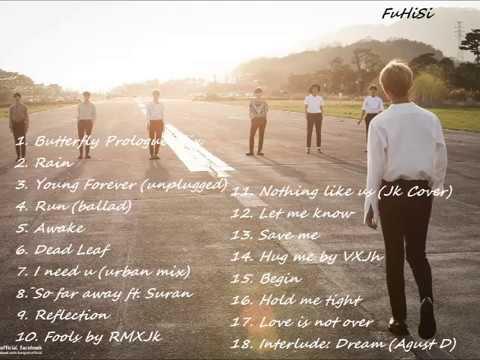 Playlist #11 - BTS (방탄소년단) Song Compilation - Ballad/Chill