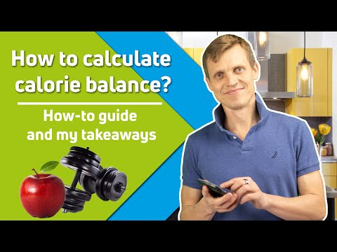 How to Calculate Calorie Balance: A Practical Step-by-Step Guide