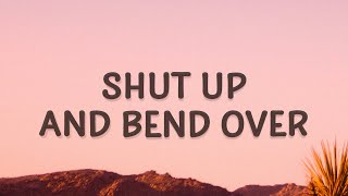 KiDi - Shut up and bend over (Touch It) (Lyrics)