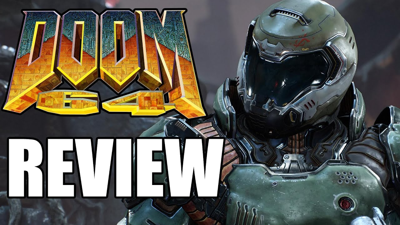 DOOM 64 Review - The Final Verdict (Video Game Video Review)