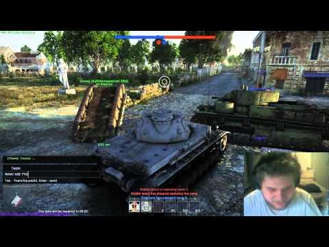 [Stream Footage 13/10/14] War Thunder Pt.2!