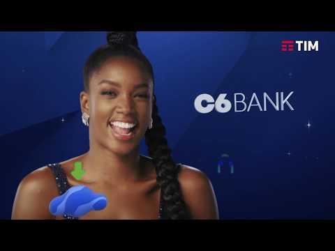 Novo TIM Controle + C6 Bank