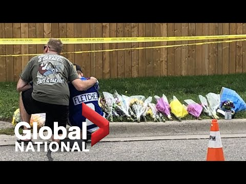 Global National: Sep. 5, 2020 | Ontario community mourns after shooting leaves 5 dead