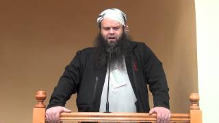 Abu Hafsa Clare  Khutbah | Islamic Center of New Mexico ICNM | 10.17.14