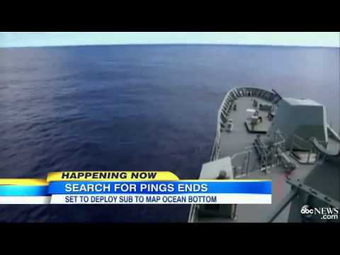 Missing Malaysian Plane: Flight 370 Search to Go Underwate