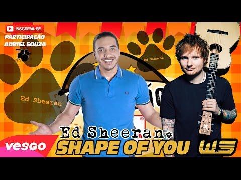 Ed Sheeran Shape of You VERSÃO SAFADÃO