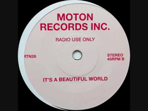 # Moton Records Inc. - It's A Beautiful World ( PROMO ONLY ) #