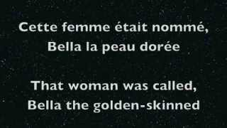 Bella - Maitre Gims - English and French Lyrics