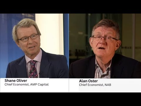 Correction or Biggest Property Crash in 40 Years? Two Economists Change Predictions!