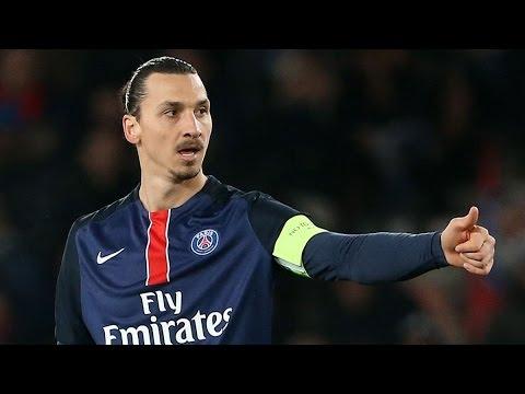 Top 10 goals Zlatan Ibrahimovic