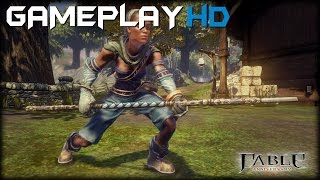 Fable Anniversary Gameplay (PC HD)