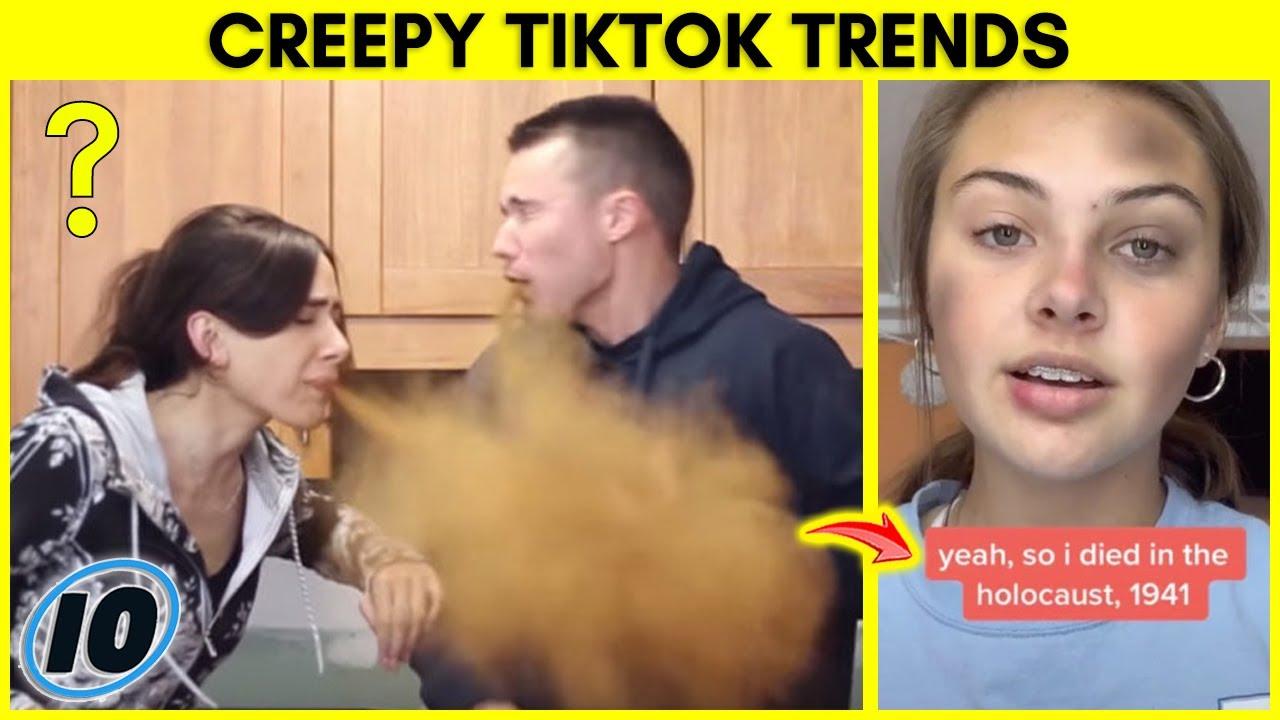 Top 10 Creepiest Viral Tik Tok Trends