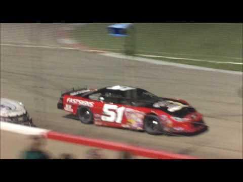 Late Model Feature - 7.16.16 - Jefferson Speedway