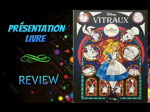 Review Vitraux Disney Hachette Heroes