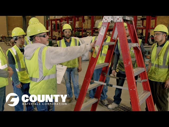 County Materials : Safety Culture (Spanish)