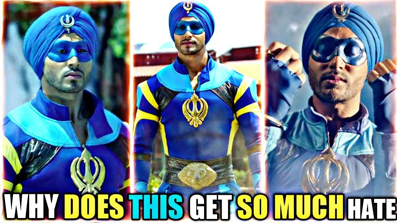 Download A Flying Jatt - Movie Review || By Captain Spidey