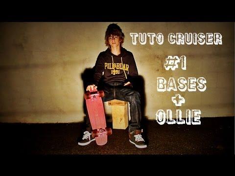 [Fr] Tuto Cruiser - Les bases + Ollie #1 (BTVstudio)