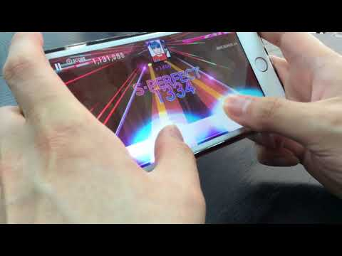[SuperStar BTS] Best Of Me (Thumb Play) Hard All Perfect!! - 웅차(WoongCha)