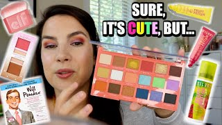 ADORABLE NEW MAKEUP... What's Really The Best? ELF, Milani & More