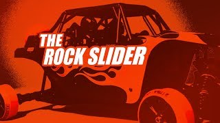 Rock Rider or ROCK SLIDER?!