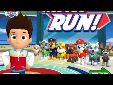 Pawn Patrol Rescue Nickelodeon Rocky Zuma The Bay Toddler App
