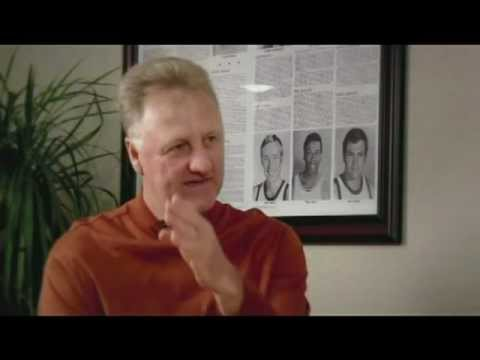 February 08, 2012 - Larry Bird Talks Lebron James with Bill Simmons (Lebron James Responds)