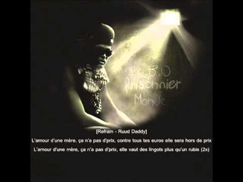 C.R.B.10 - Une Mère N'A Pas De Prix (Feat. Ruud Daddy) - Lyrics