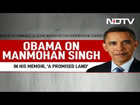 "Download Obama On Manmohan Singh, Gandhis, BJP, ""Divisive Nationalism"" In Book"