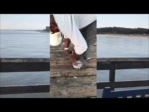 Ocean View Fishing Day {Norfolk, VA}