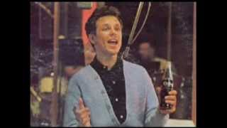 Bobby Curtola sings about Coca-Cola (1960s)