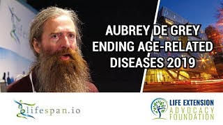 Aubrey de Grey | Rejuvenation Framework