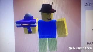 My evolution in roblox (avatar)